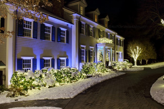 Duxbury Christmas Lighting