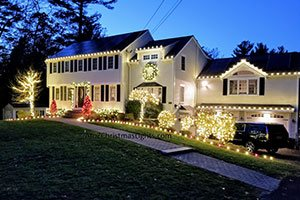 Christmas Lighting Company South Shore