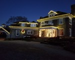 Christmas and Holiday Light Installation in Kingston, MA